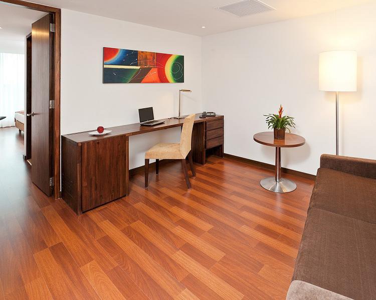 Habitación Junior Suite Hotel ESTELAR Calle 100 Bogotá